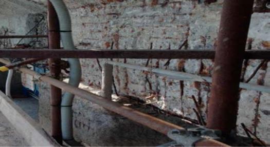 risanamento e rinforzo di strutture